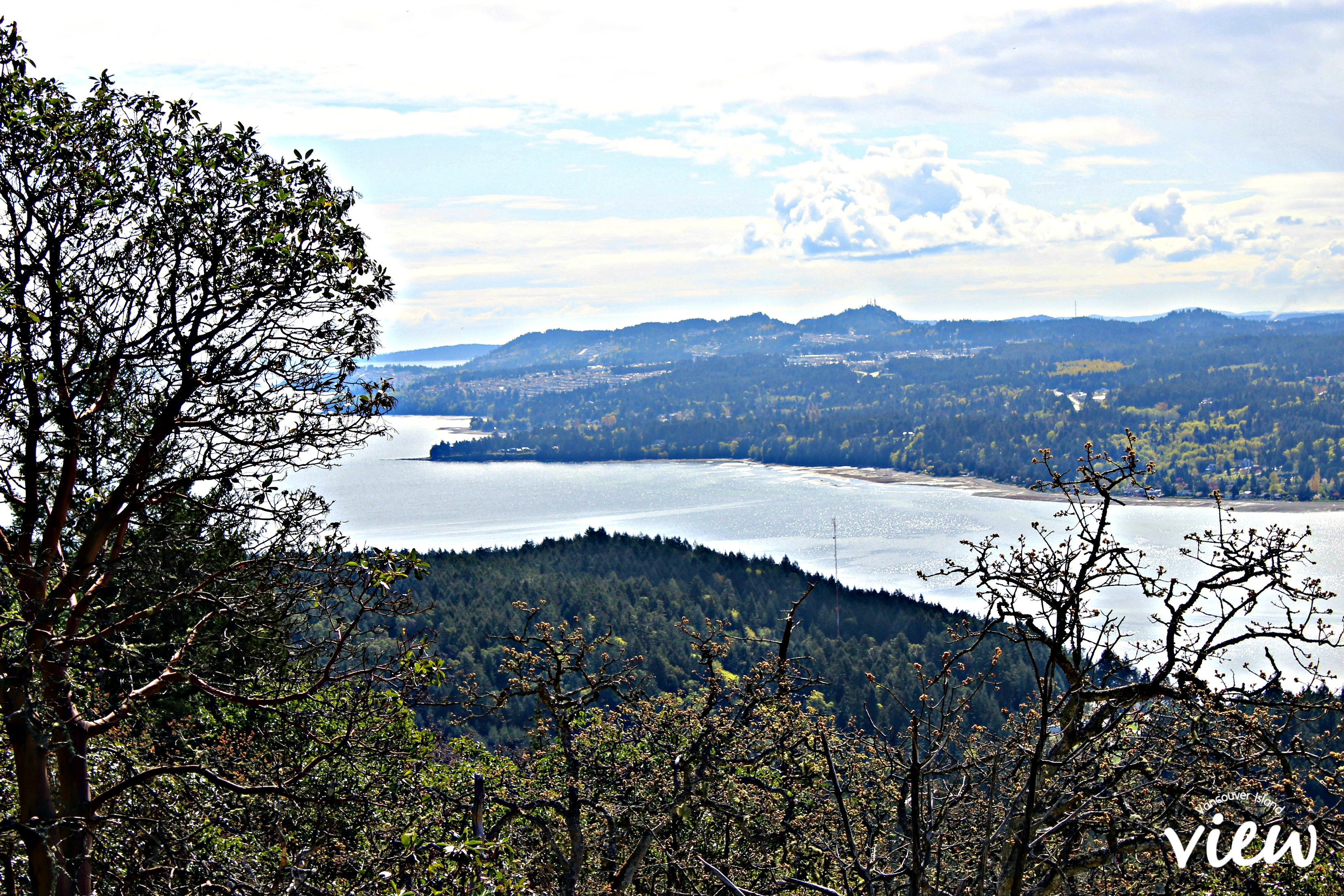 Notch Hill in Nanoose Bay is one of the top ten incredible wonders of the Oceanside area.