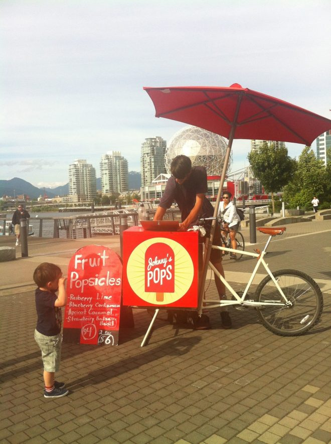 vancouver food cart