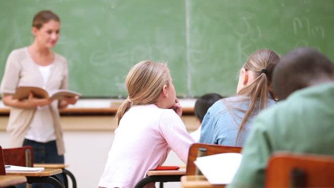 school-classroom