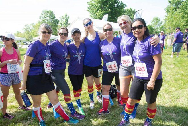 Run for Women - Family Friendly Runs Vancouver 2017