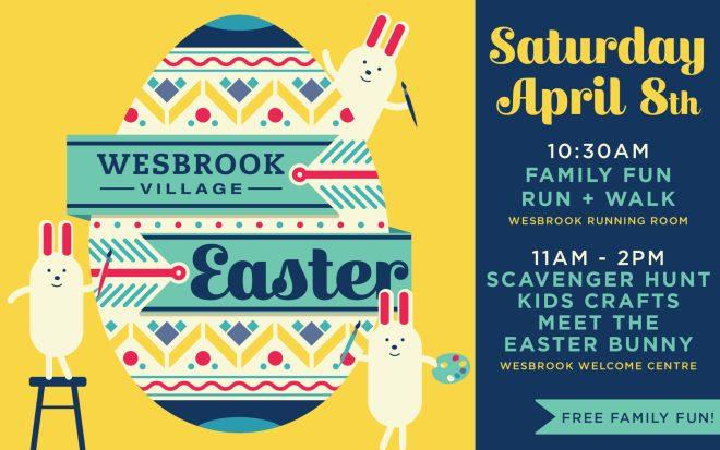 Easter at Wesbrook Village