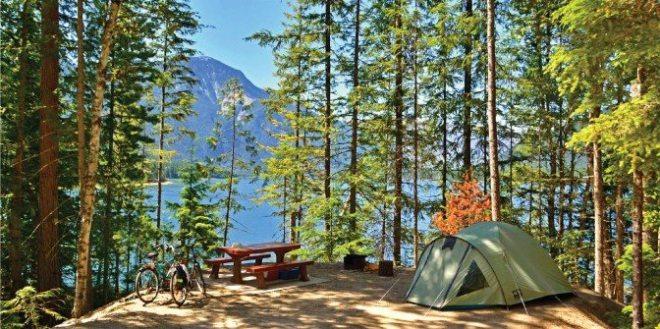 Canada - camping