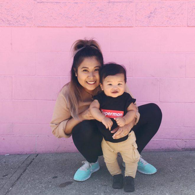 Vancouver Mom Monica Manalo