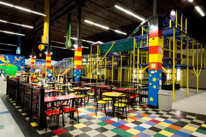 Kid Friendly Vancouver Awesome Indoor Playgrounds