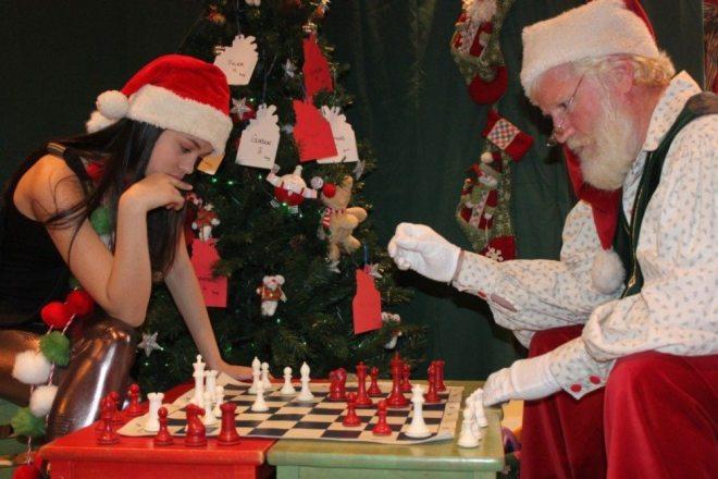 Vancouver's Best Santas