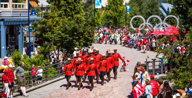 Canada Day Metro Vancouver 2019