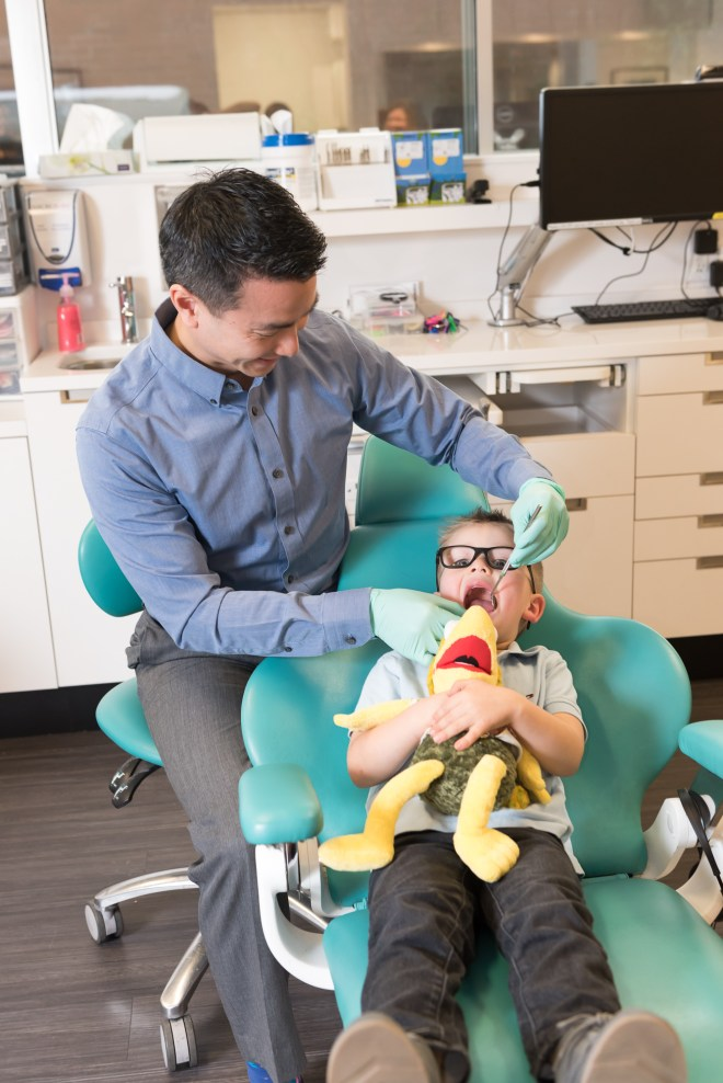 PDG pediatric dentist