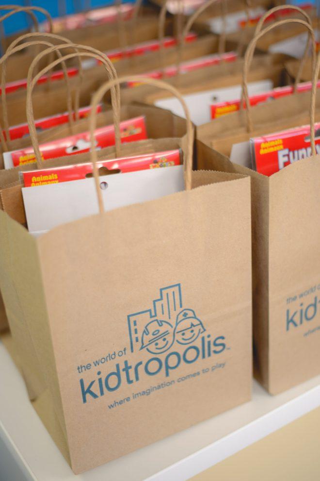 Five reasons to book a summer birthday party at Kidtropolis