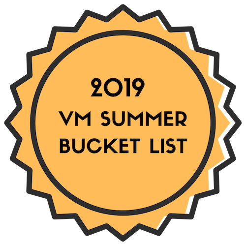 VancouverMom.ca Summer Bucket List