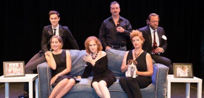 The cast of Susinn McFarlen's Since You Left Us