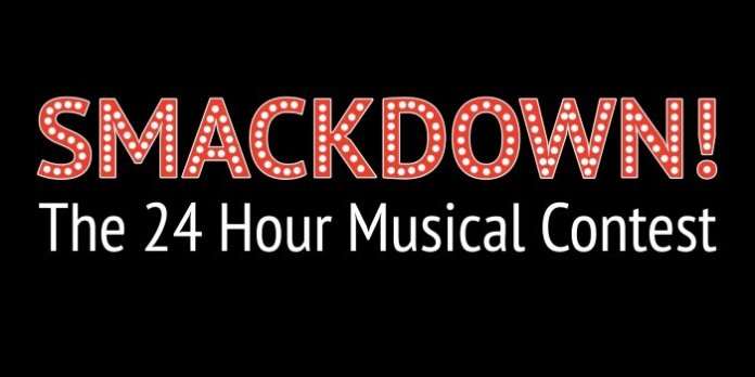 Awkward Stage Productions presents Smackdown! The 24 Hour Musical Contest.