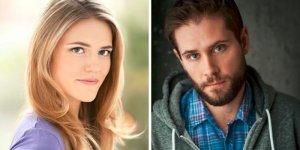 Real-life theatre couple Kaitlin Williams & Mack Gordon