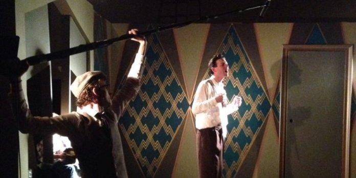 Jack Garton as Arthur Goudy in The Scarlet Queen of Mercy