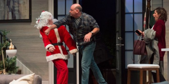 Mistaken identities are a mainstay of the Christmas story genre. Photo by David Cooper.