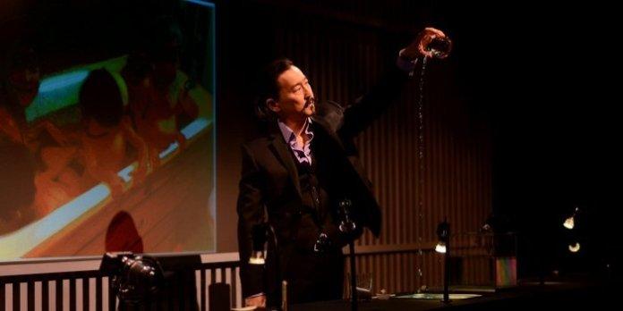 Tetsuro Shigematsu in Empire of the Son. Photo by Raymond Shum.