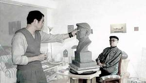 commission a bronze statue or a bronze bust at the vancouver sculpture studio