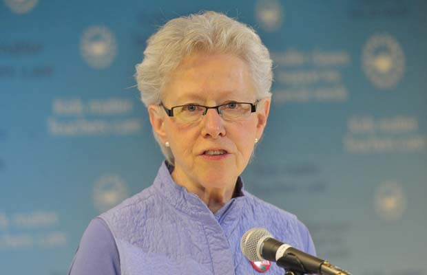 BCTF president  Susan Lambert suggested a fee hike would be temporary and would raise millions of dollars to replenish that fund. The initial proposal was for a $100 levy for every BCTF member, but Lambert said that would not be as fair as a fee hike and would probably not be tax deductible.