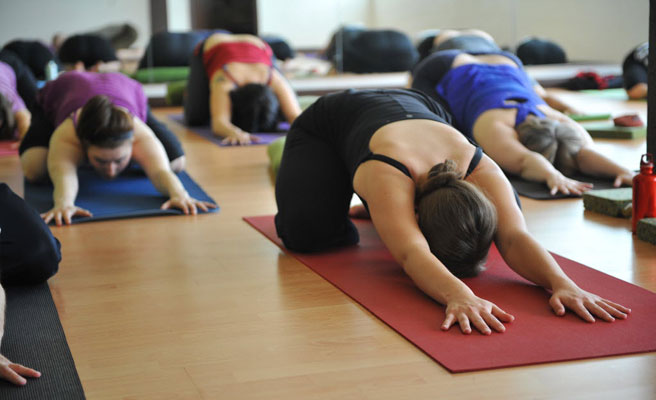 The small study was the first to examine the benefits of yoga on atrial fibrillation -- a problem that is a leading cause of stroke and is most common in the elderly.