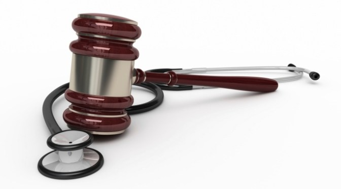 gavel and stethoscope Vancouver Personal Injury Lawyer