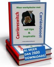Ebook Meer werkplezier met een carrièreswitch of carrièreboost