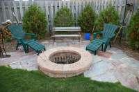 Fire Pit and Landscape Design, in Appleton, WI