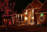 Outdoor Holiday Lighting | Lighting Ideas