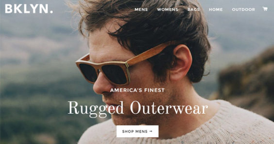 15 Best Free Responsive Shopify Ecommerce Themes