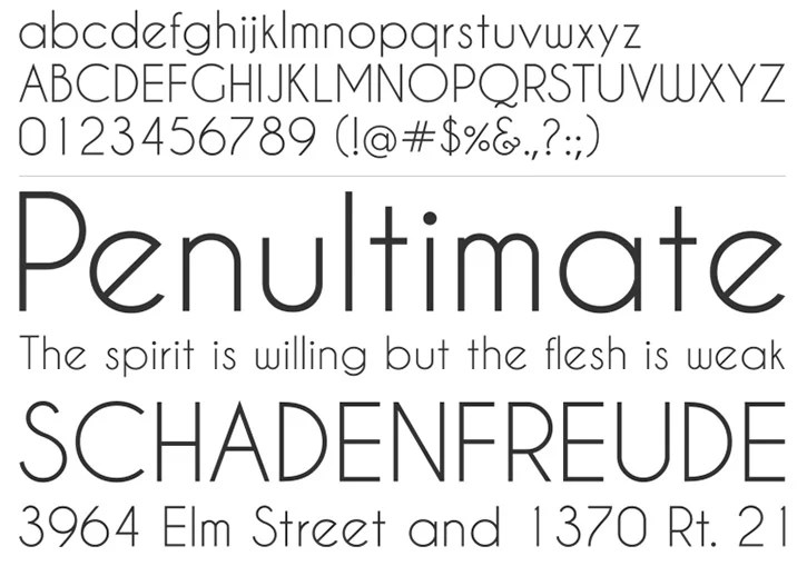 20 Best Free Futuristic Fonts To Download