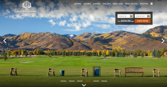 Outstanding Travel Websites:  An Inspiration Gallery