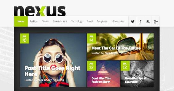 Showcase of the Best WordPress Magazine Themes