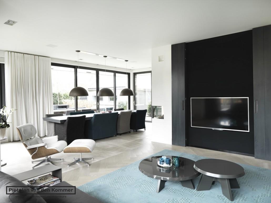 Moderne villa  PietJan van den Kommer
