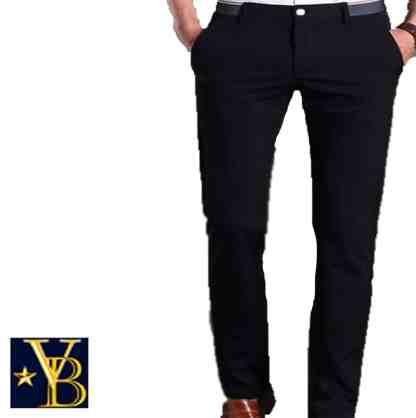 black dress-pants