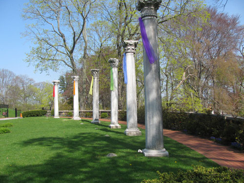 Vanderbilt Corinthian Columns