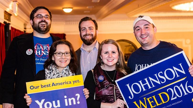 How Vanderbilt's Third Party Voters Feel