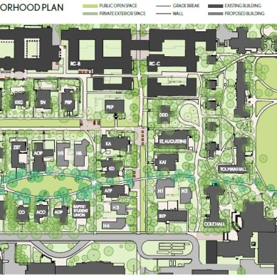 Future VU: No more parking on Greek Row?