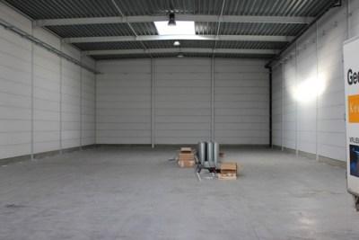 Nieuw atelier