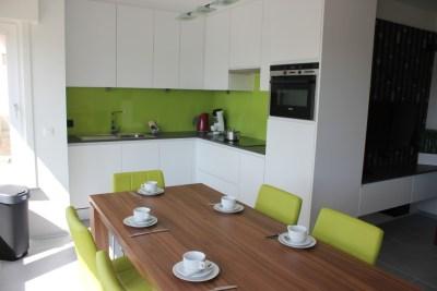Keuken appartement blankenberge 2