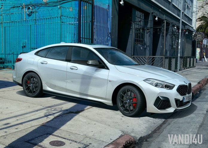 BMW 2 Series Gran Coupe will be launched on October 15, 2020 | Vandi4u