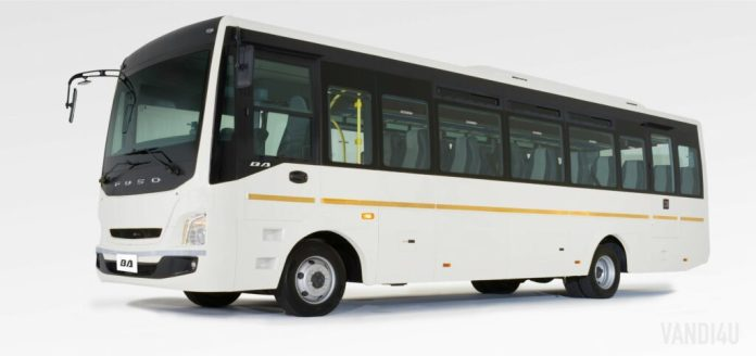 Daimler Buses India successfully produces FUSO Buses for Export Markets Despite global market disruptions | Vandi4u