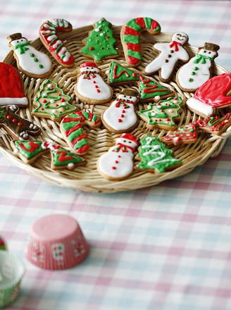 coral kitchen decor cabinets sacramento 圣诞节美食之diy小零食 - vandiary 吃喝玩乐温哥华