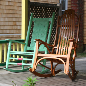 The History of the Rocking Chair  Van Dykes Restorers