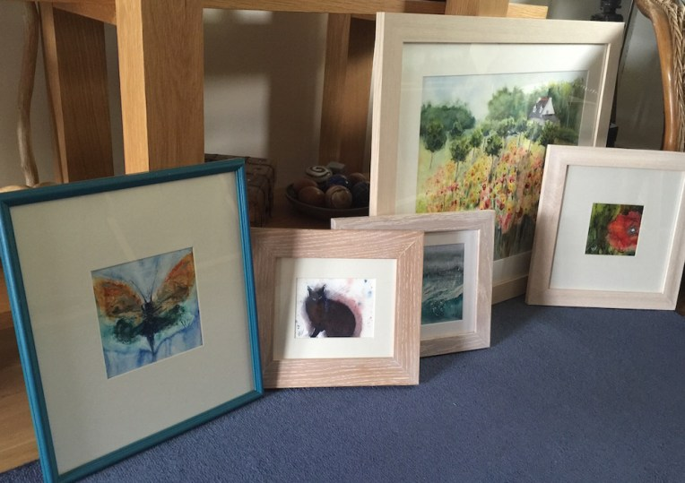 Cambridge Open Studios preparation