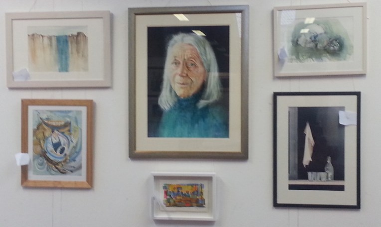 SEAW Selected Exhibition 2015 - winning paintings
