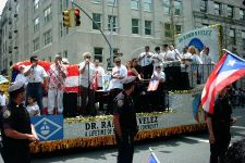 Puerto Rican day op 5 th avenue, zondag 11 Juni
