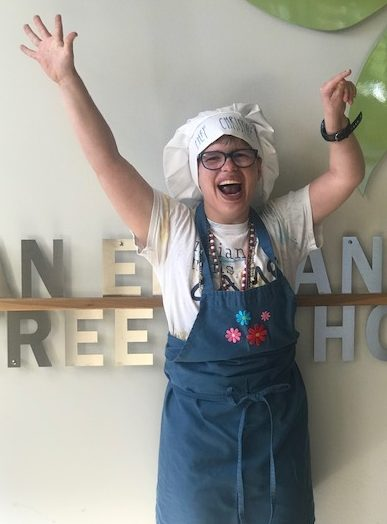Benjamin's Hope - Chef Christine