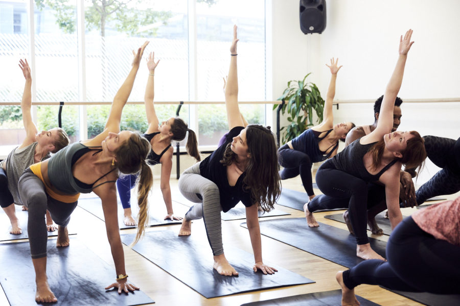 Free Pop Up Fly Fit Fit Classes At London Stansted Airport