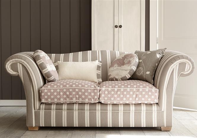Luxury Fabric Sofas UK  Traditional Fabric Sofas