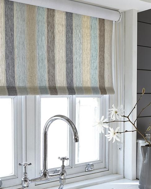 grey kitchen blinds vessels set made to measure roller uk vanessa arbuthnott