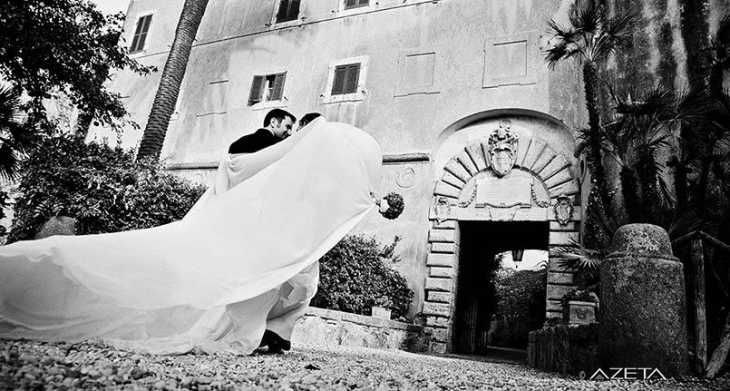 Organizzazione matrimoni d'eccellenza a Roma