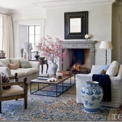 Blue Persian Rug Living Room Light Decoration Client Project I Love Persians Rugs That Is Vanessa Francis All Images Via Pinterest So